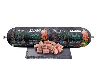 Profine 800g sausage product turkey