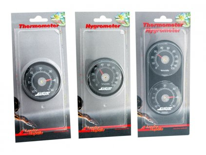 Lucky Reptile Thermometer & Hygrometer Teploměr