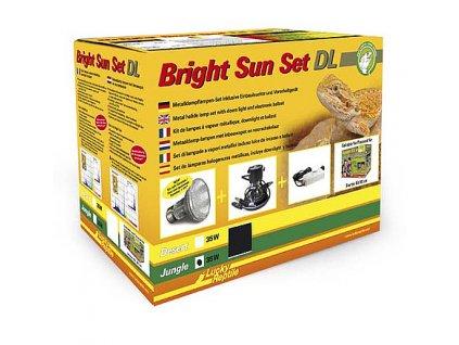 Lucky Reptile Bright Sun Set DL Jungle 35W 35W - černá