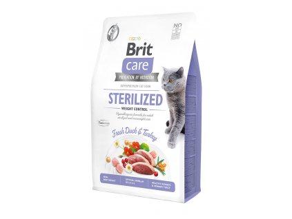 sterilised weight control 2kg