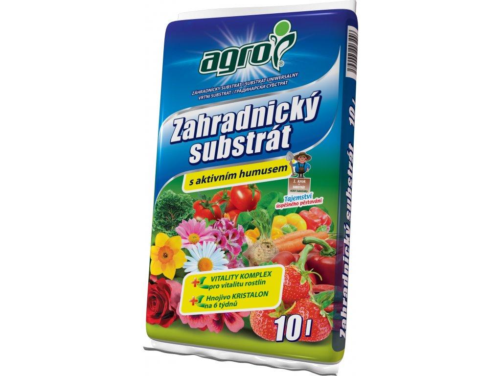 AGRO Zahradnický substrát