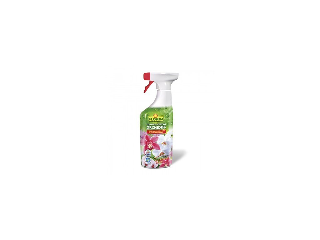 Floria list.vyziva orchidei 500ml