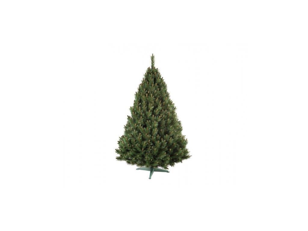 Stromek BOROVICE umělý vánoční + stojan 180 cm