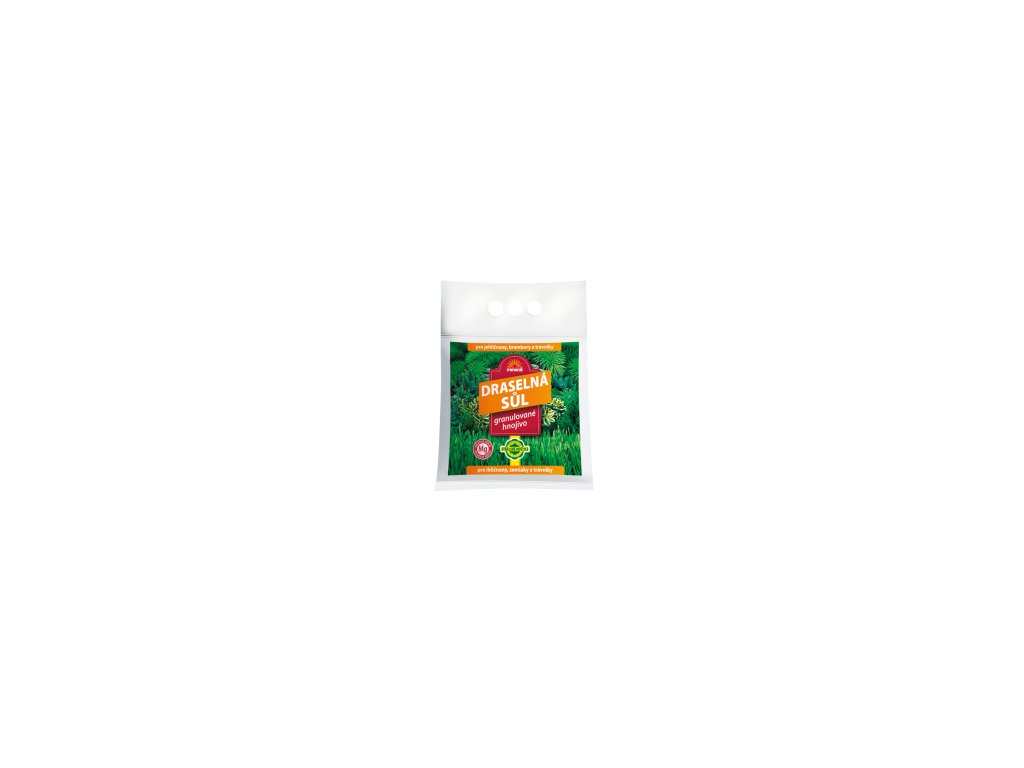 Forestina MINERAL Draselná sůl 2,5 kg