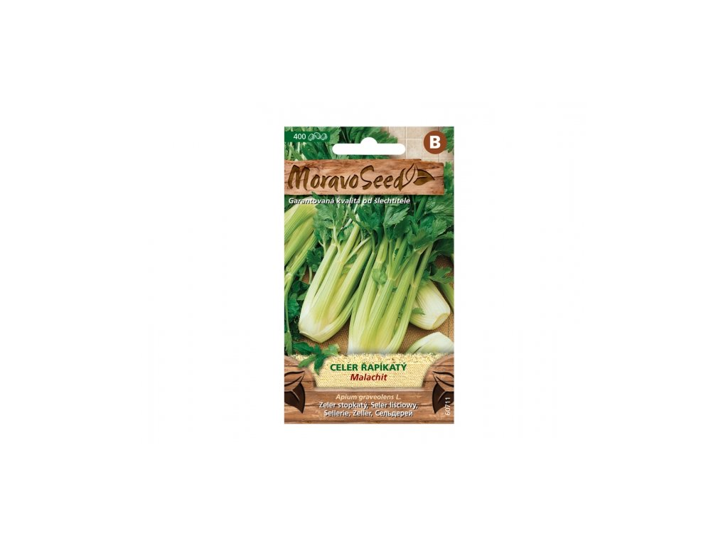 celer malachit
