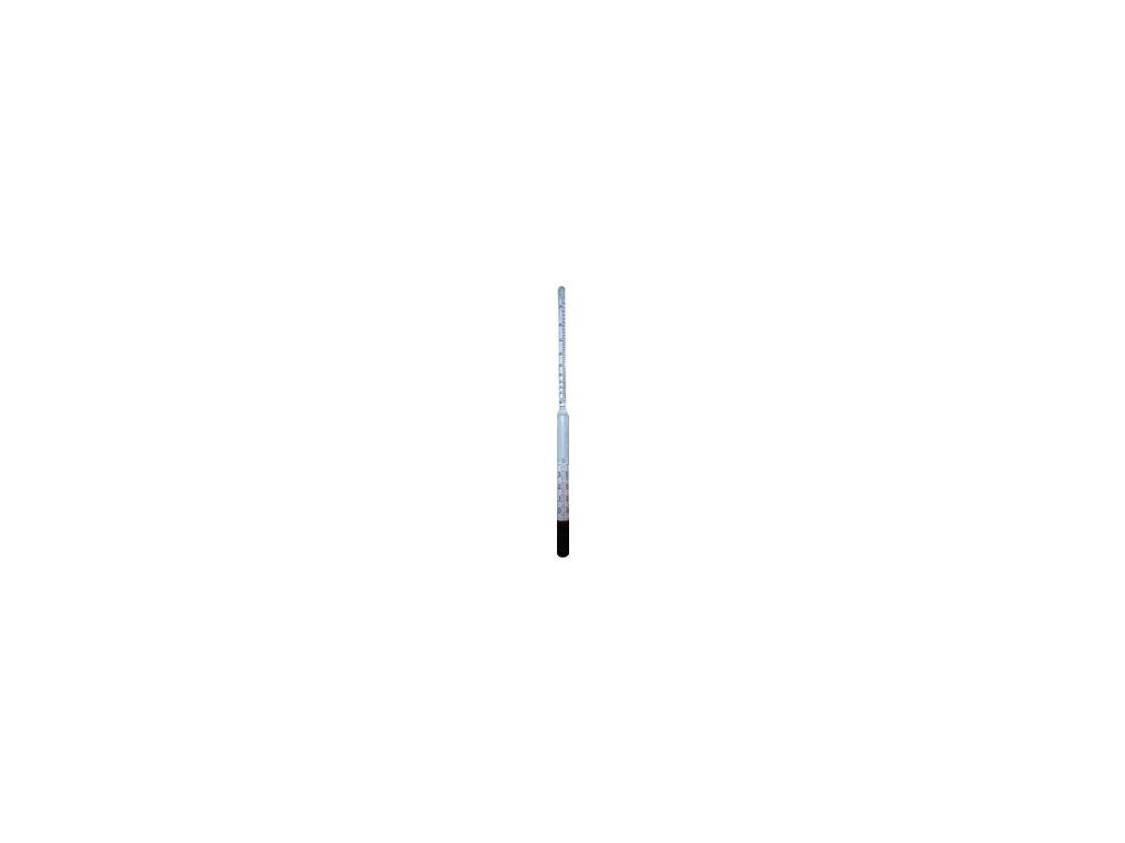 Lihoměr s teploměrem 0 - 90 % 26 cm