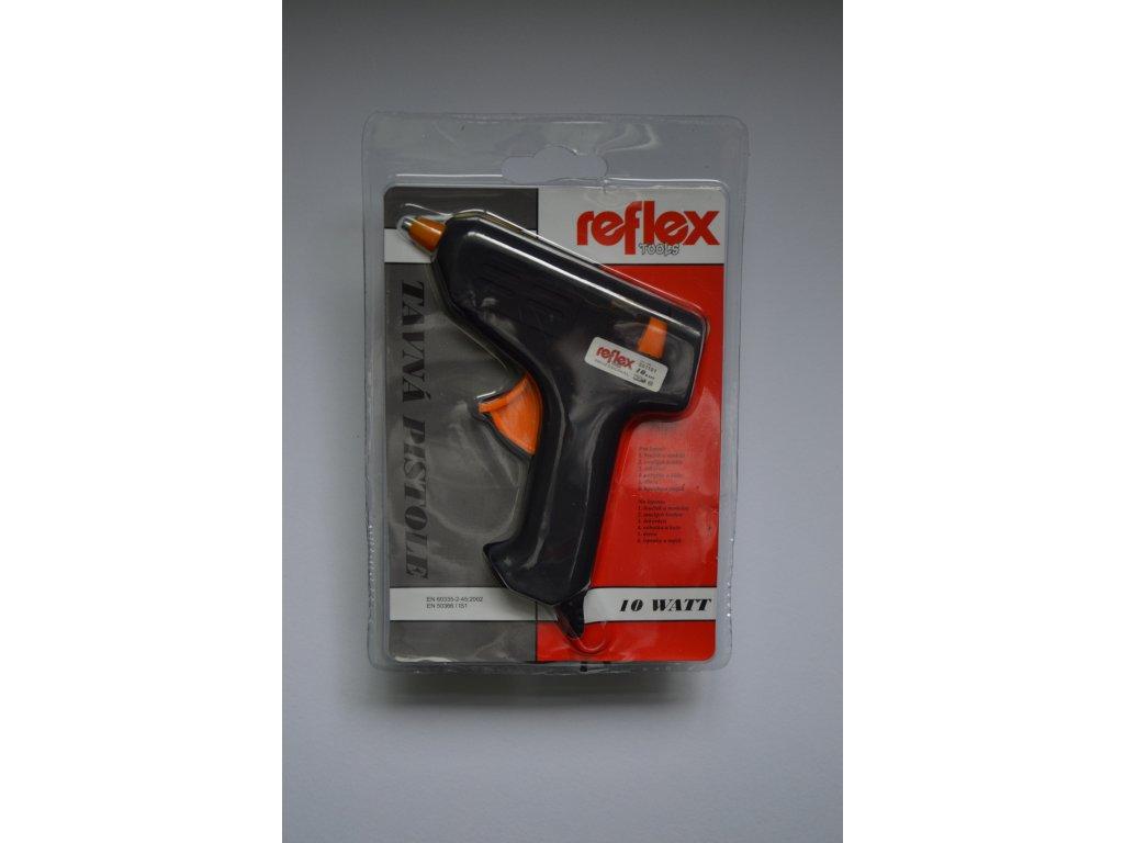 Tavná lepící pistole malá 10 W