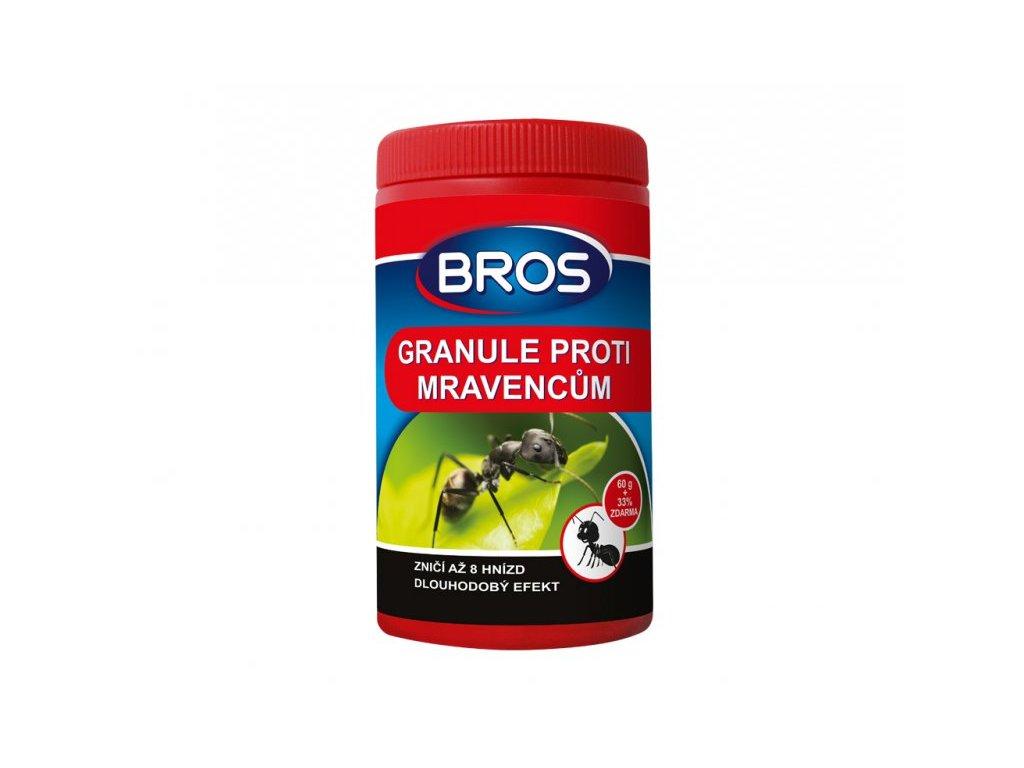 Bros granule mravenci