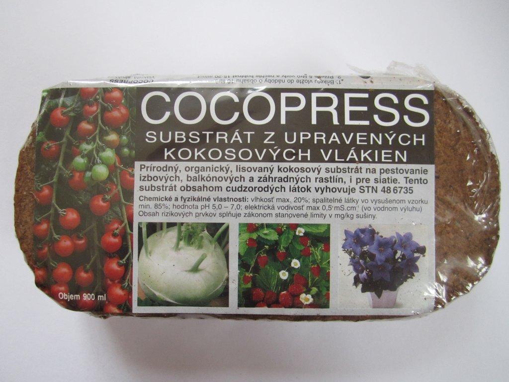 Cocopress Rosteto - kokosové vlákno 900 ml