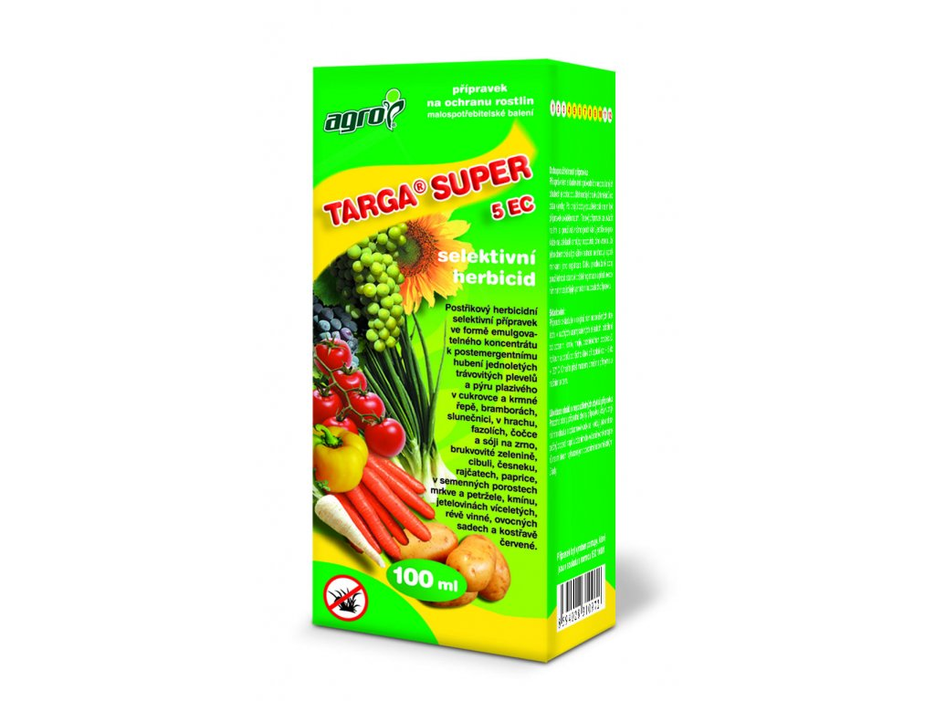 AGRO Targa Super 5 EC 100 ml