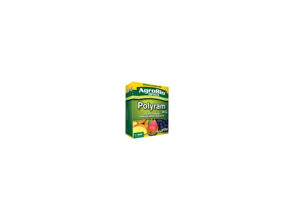 AgroBio Polyram WG 5 x 20 g