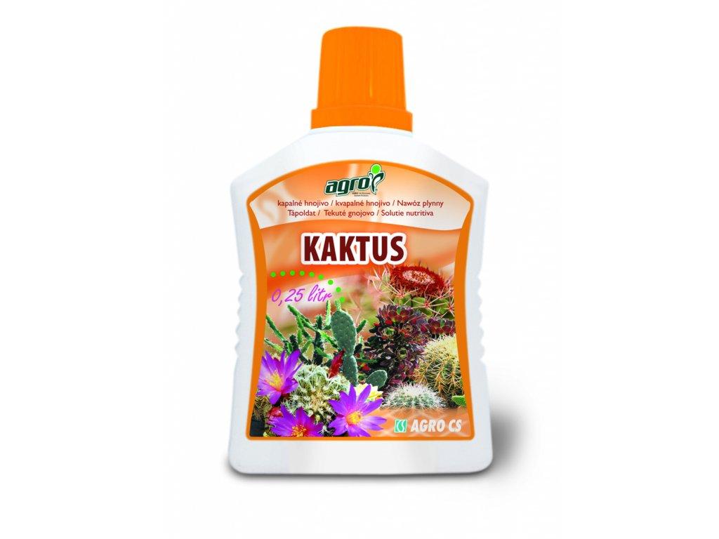 AGRO Kapalné hnojivo pro kaktusy a sukulenty 0,25 l