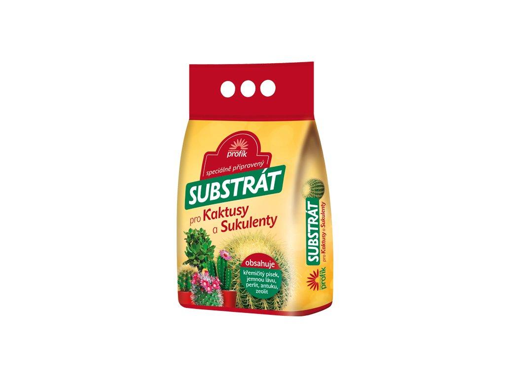 PROFÍK - SUBSTRÁT pro kaktusy a sukulenty 5 l