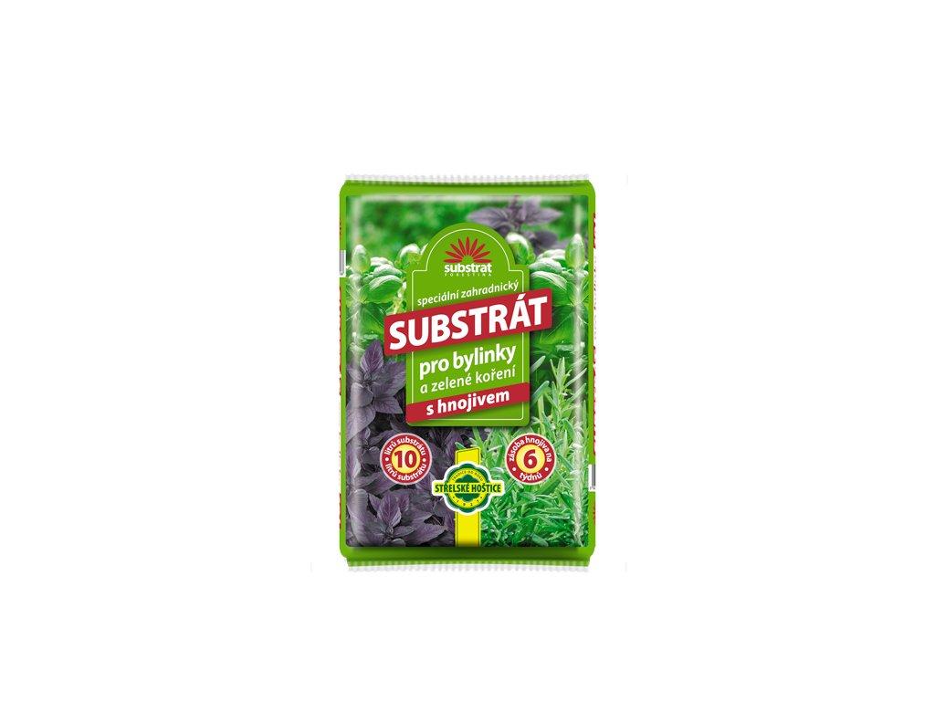 Forestina Substrát pro bylinky a zelené koření  10 l