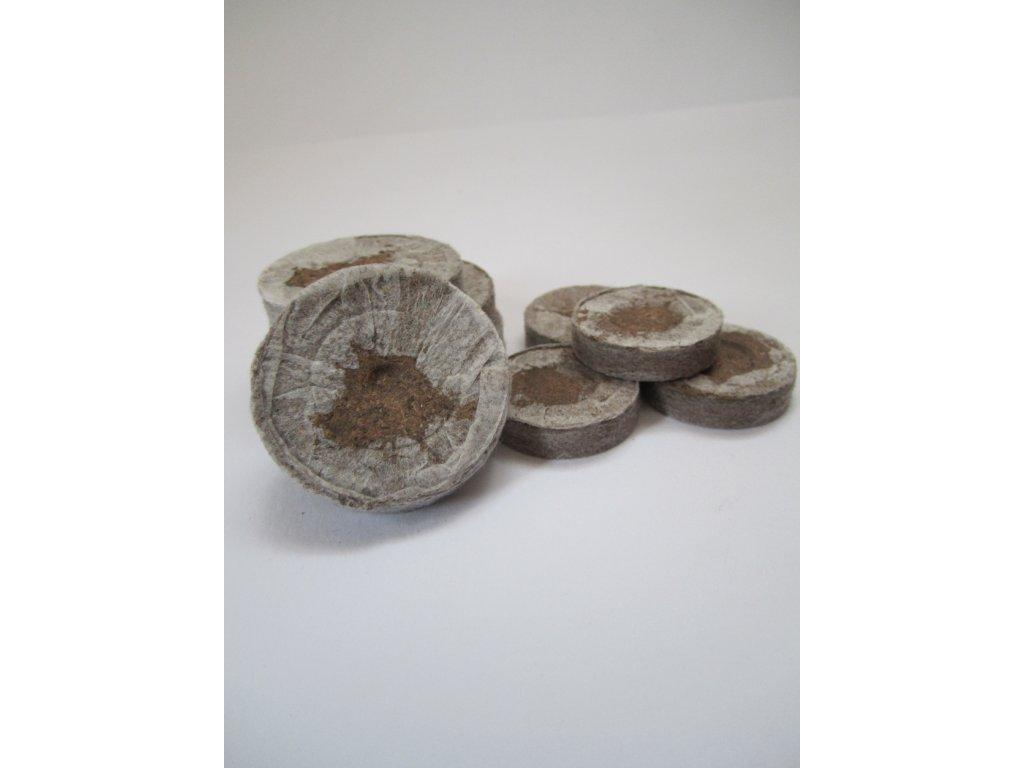 Jiffy rašelinové tablety 10 ks