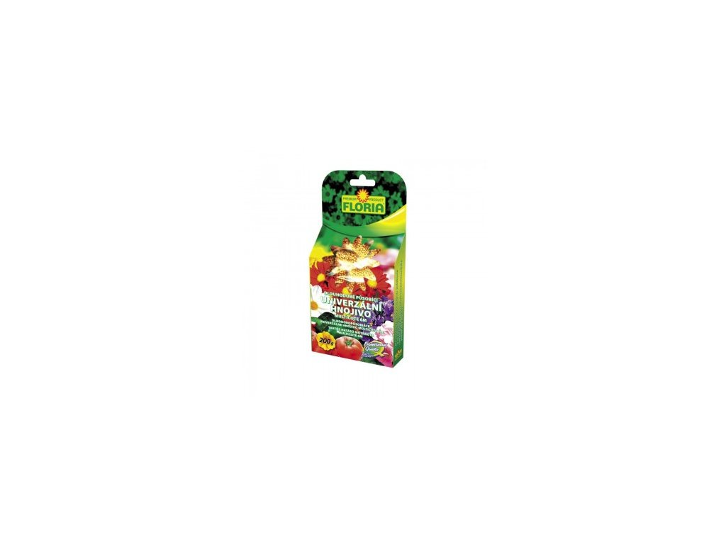 FLORIA - Hnojivo pro celou zahradu MULTICOTE 6M 200 g