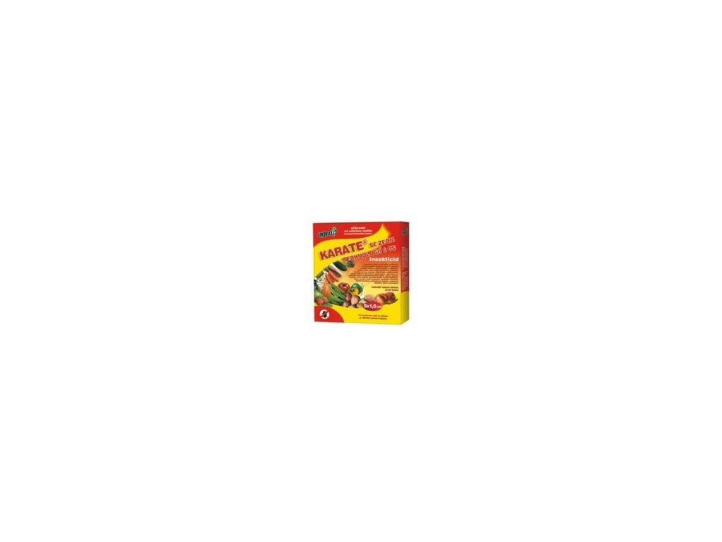 AGRO Karate Zeon technologií 5 CS 5 x 1,5 ml
