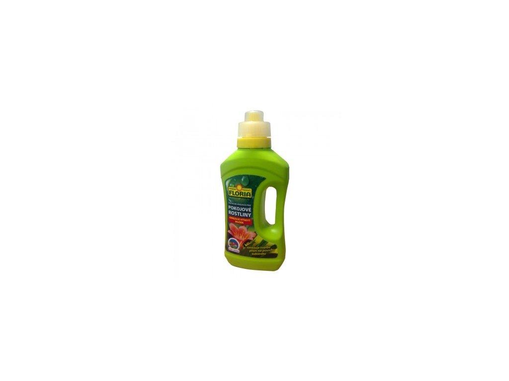 FLORIA Kapalné hnojivo pro pokojové rostliny omezující výstkyt smutnic 0,5 l