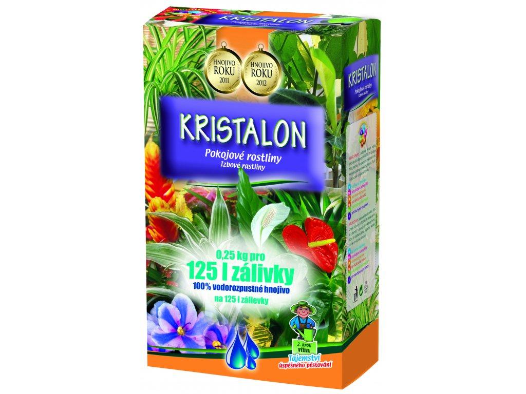 AGRO Kristalon POKOJOVÉ ROSTLINY 0,25 kg
