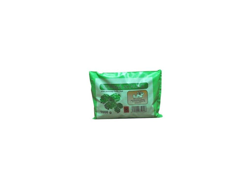 Skalice zelená 1 kg