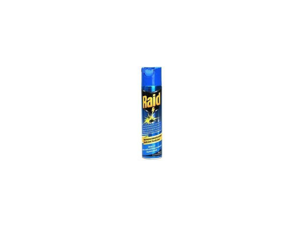 Raid spray proti létajícímu hmyzu 400 ml