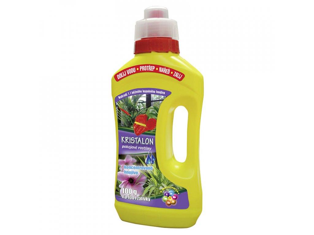 AGRO KRISTALON Pokojové rostliny - koncentrované hnojivo v lahvi 100 g