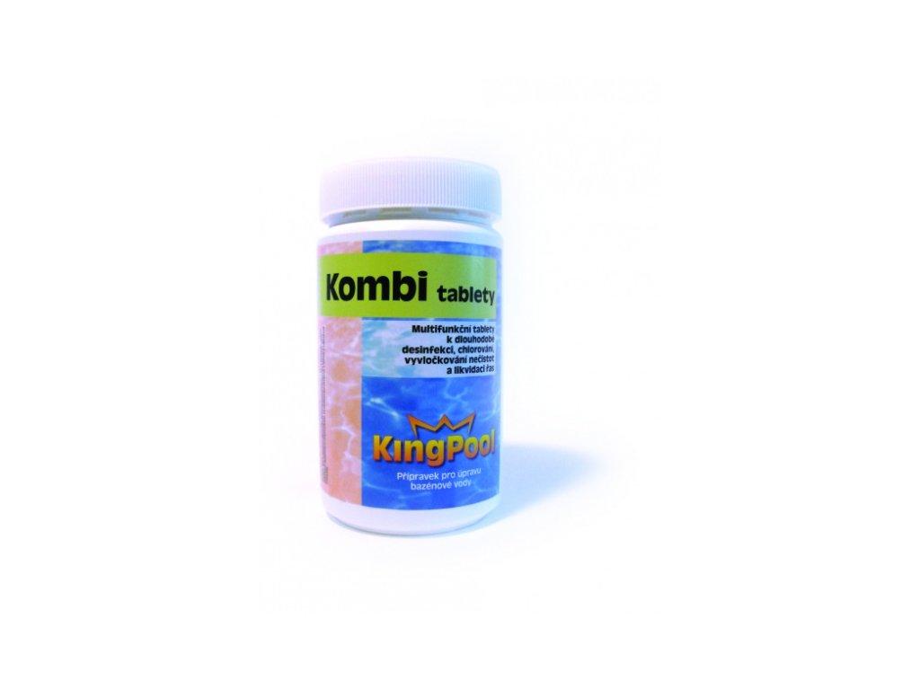 Kingpool KOMBI tablety 1 kg