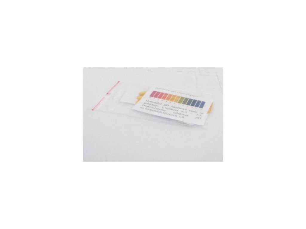 Kingpool indikační papírek pH 0-12 10ks