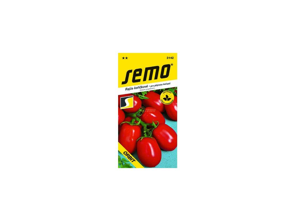 SEMO Rajče keříčkové - pro přípravu kečupů ORBIT