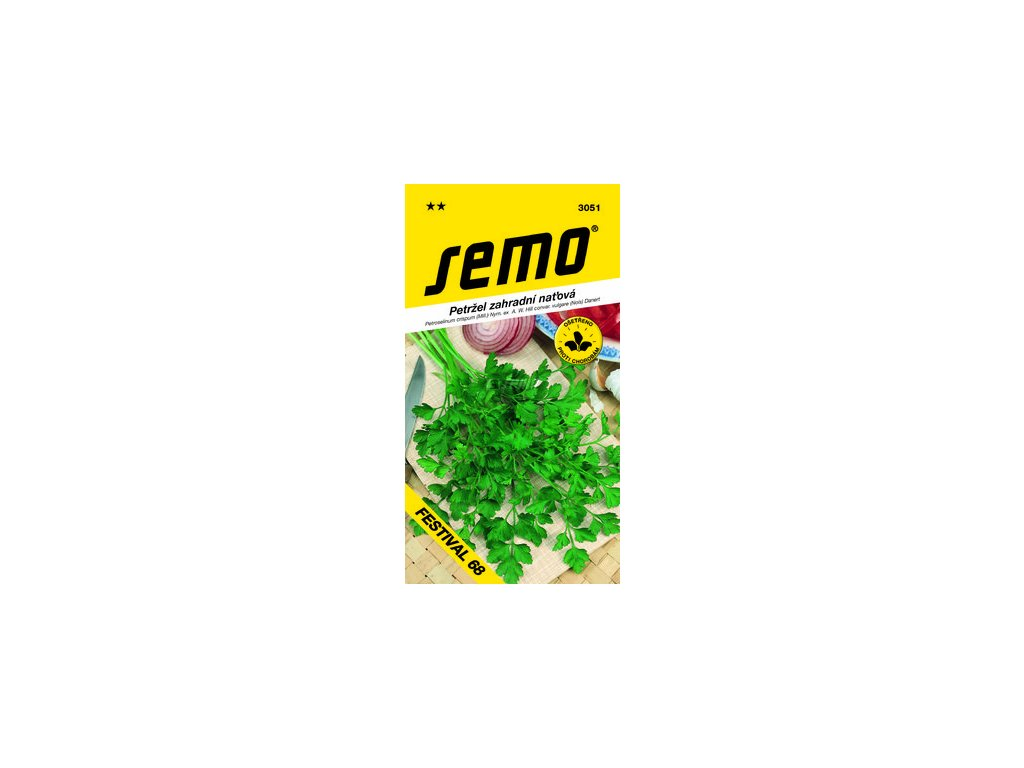 SEMO Petržel zahradní naťová - FESTIVAL 68