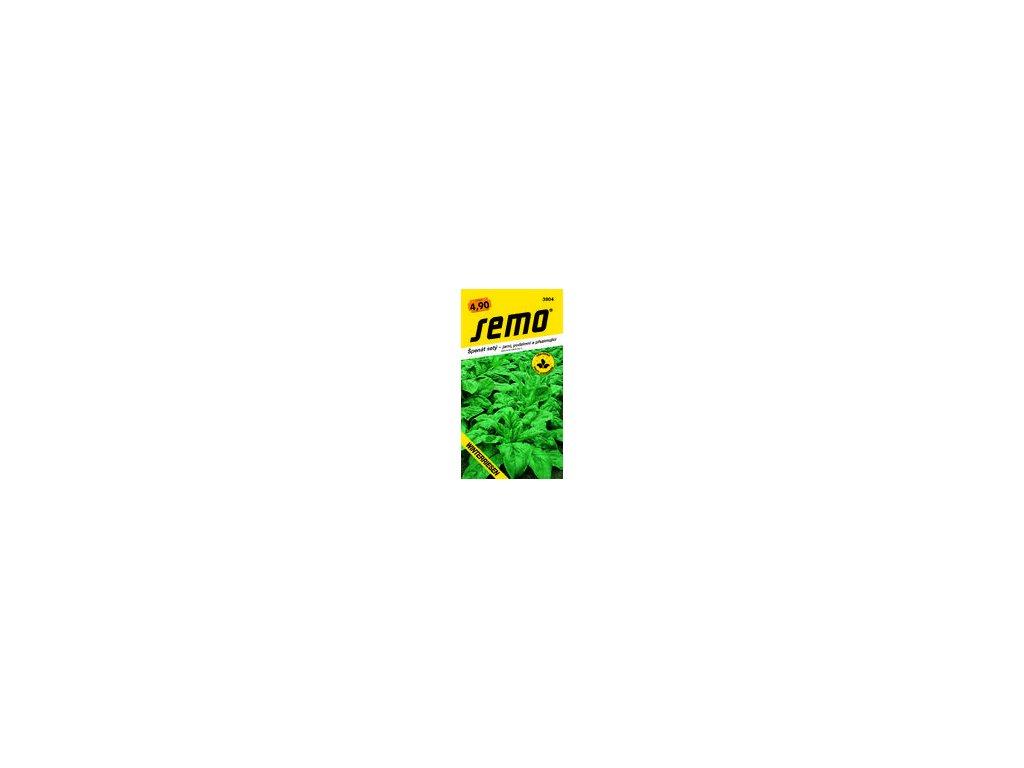 SEMO Špenát setý - jarní, podzimní a přezimující WINTERRIESEN