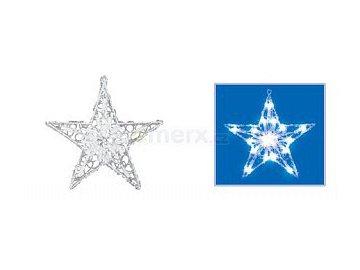 Vánoční světelná dekorace KID 211 - hvězda