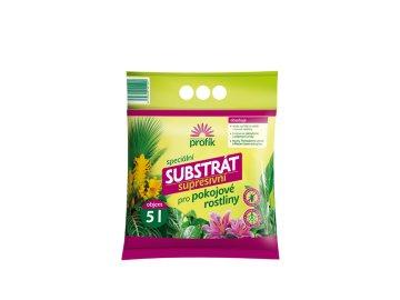 Forestina Supresivní substrát pro pokojové rostliny 5 l