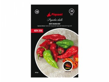 chilli bhut jalokia red