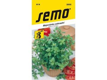 SEMO Majoránka zahradní - MARCELKA