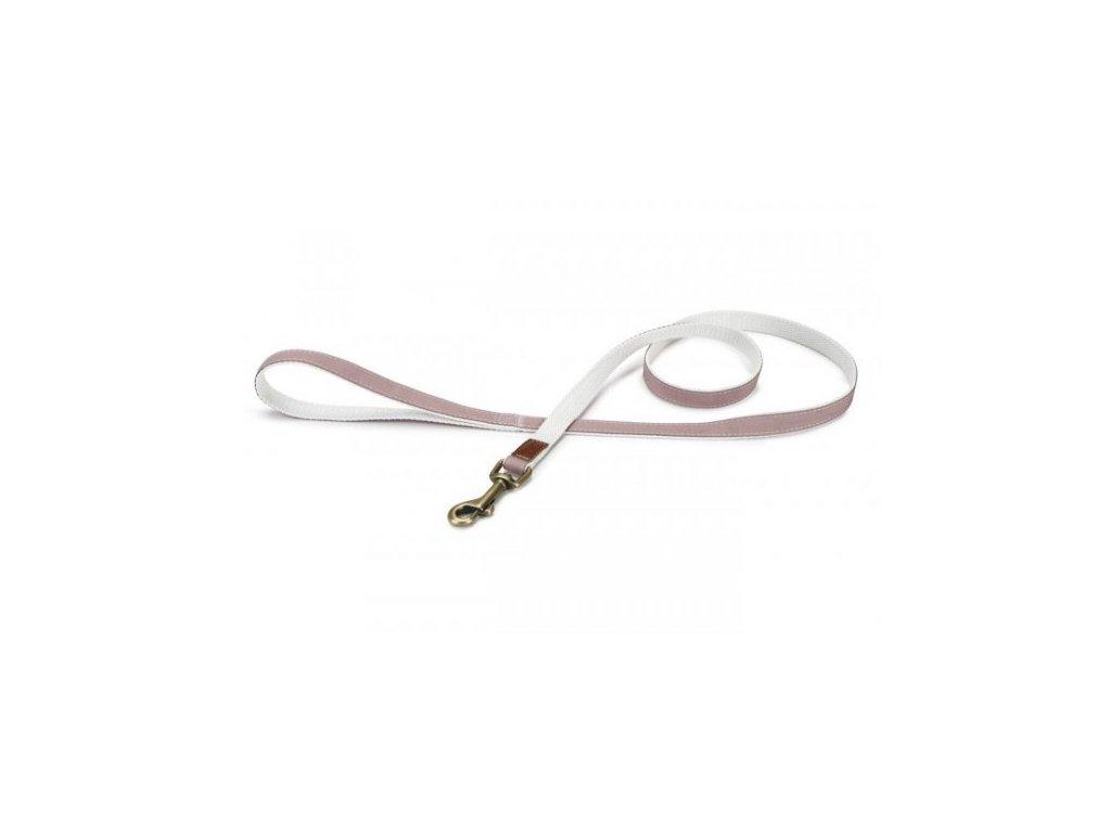 DBL Nylonové vodítko Virante růžové