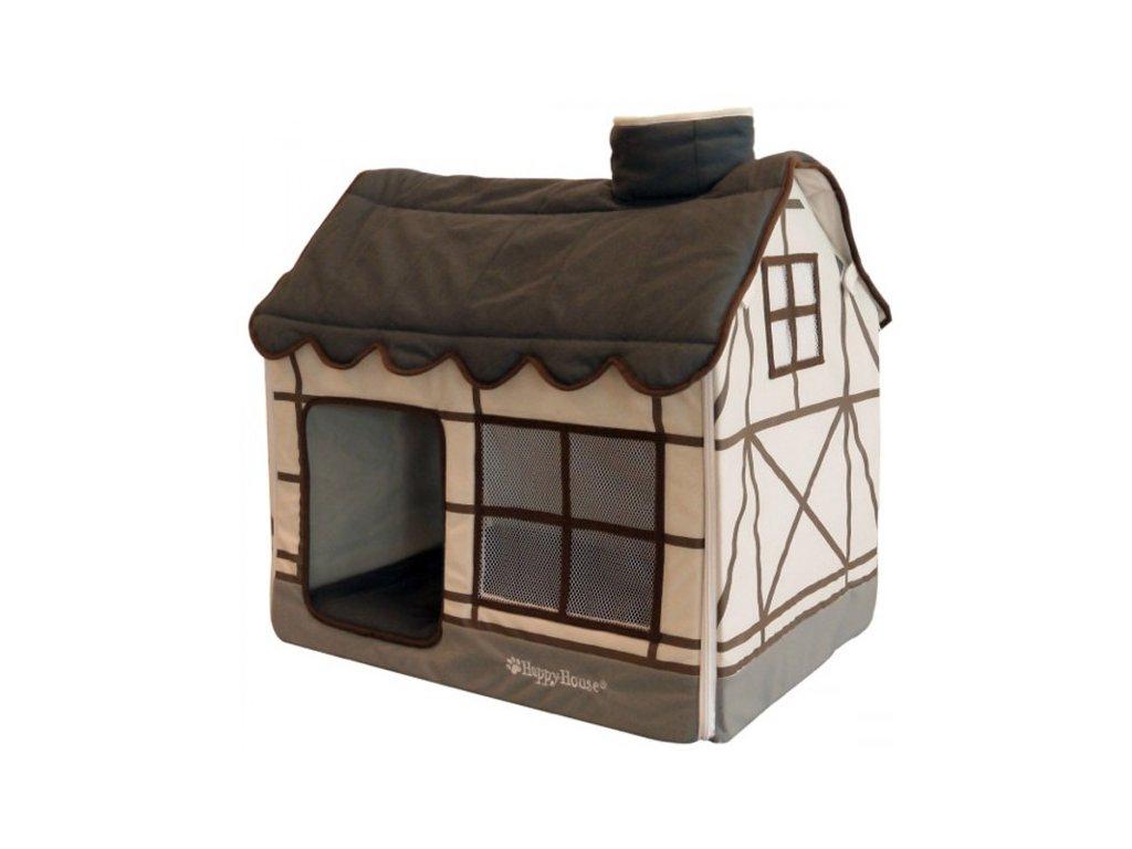 Domeček pro psy Villa HH Timbered 62x42x59 cm
