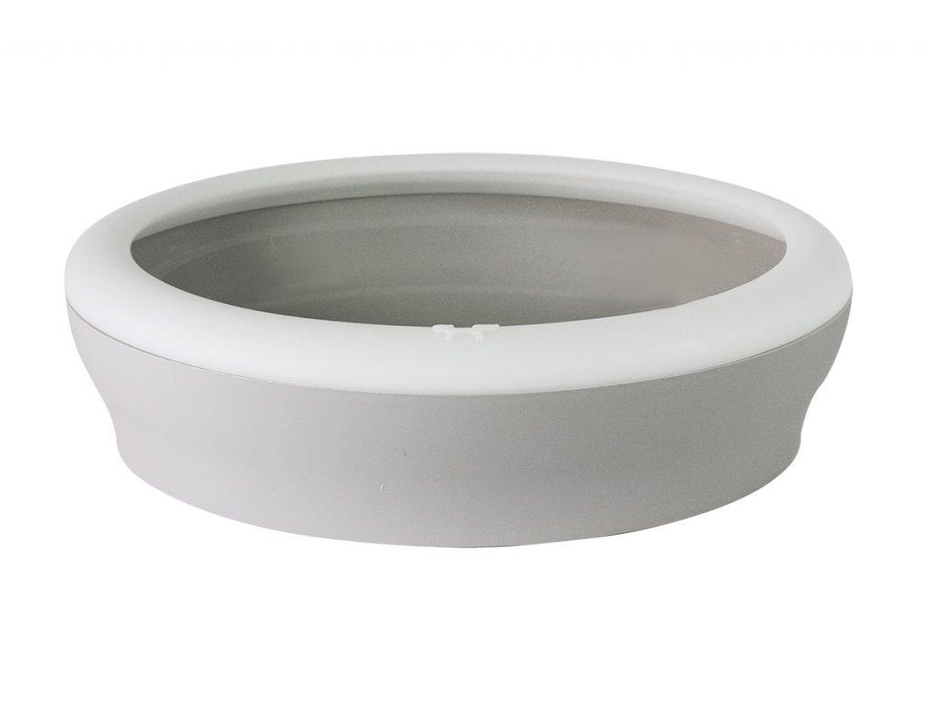Vicci toaleta pro kočky šedá