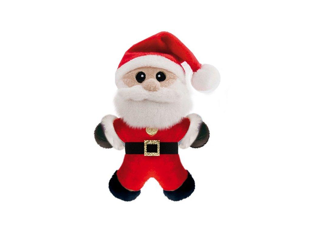 Plyšový Santa Claus pro psy