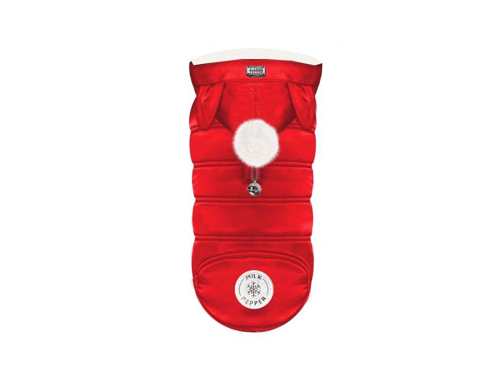 Kabát pro psy Blizz červený