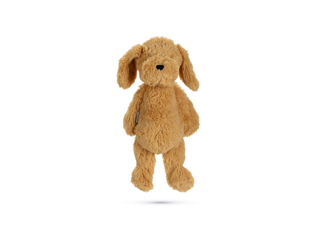 Plyšová hračka pro psy Hnědý pes BEEZTEES