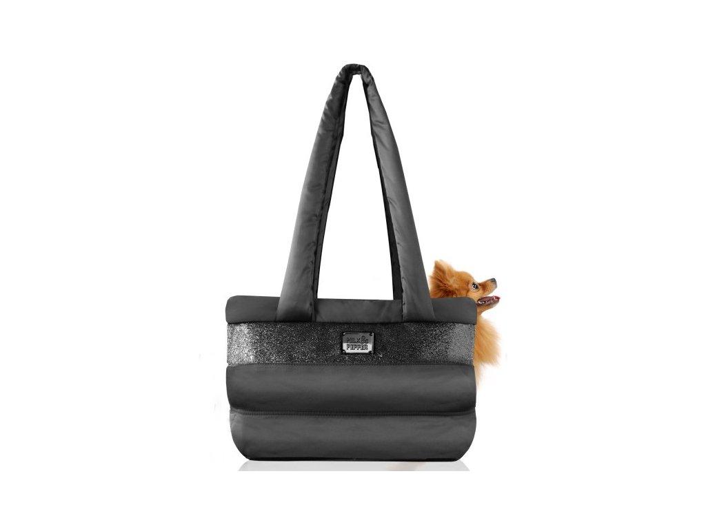 Cestovní taška pro psy Capsule Black