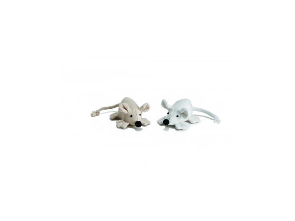 Plátěná myš BEEZTEES pro kočky