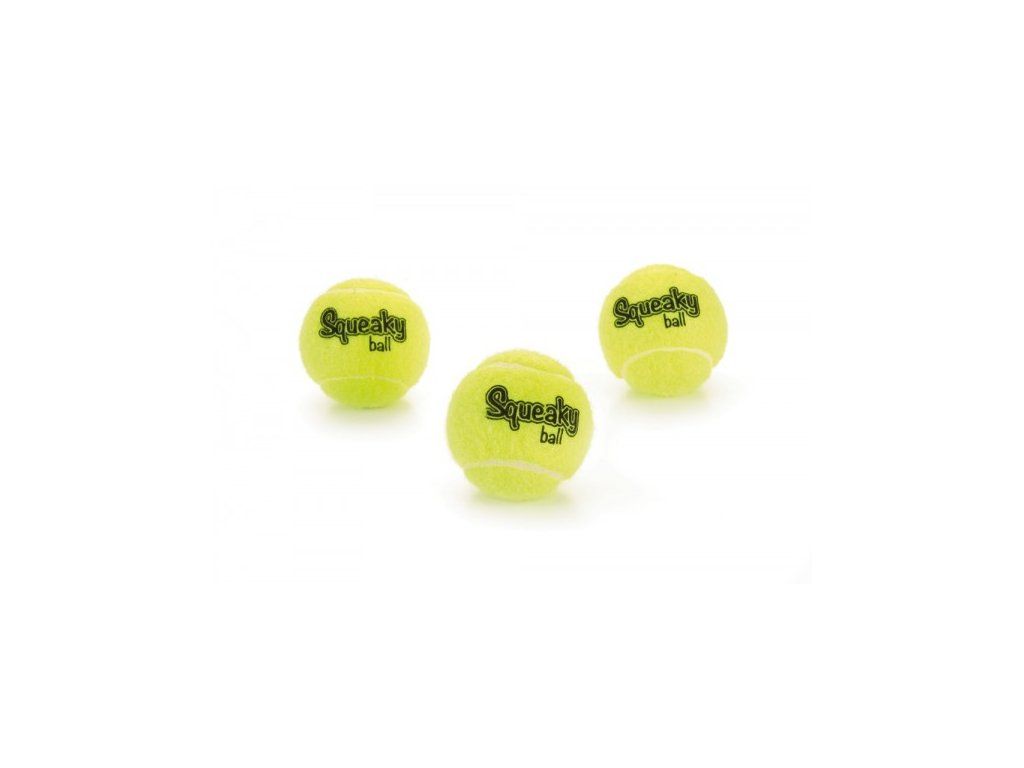 Aportovací tenisový míček 3ks