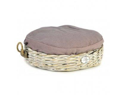 Kubu pro psy a kočky Round basket 50 cm