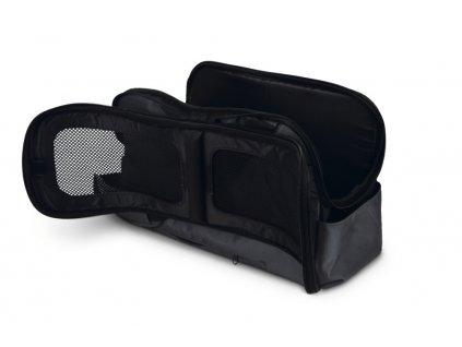 Cestovní taška pro psy BEEZTEES Wagoni do 8 kg šedá