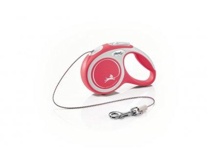 Flexi vodítko Comfort červené XS 3m