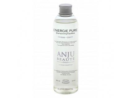 Šampon pro psy a kočky pro citlivou kůži Anju Beauté Energie Pure 250 ml