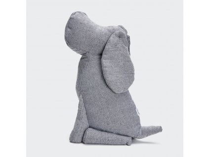 cloud7 deco dog tweed grey 1