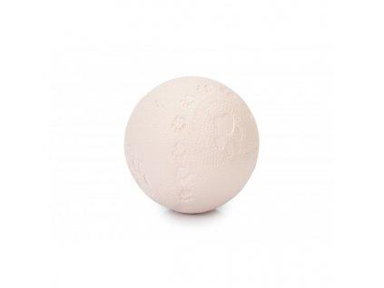 Puppy gumový míček BEEZTEES růžový